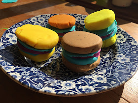 Play Doh Scones
