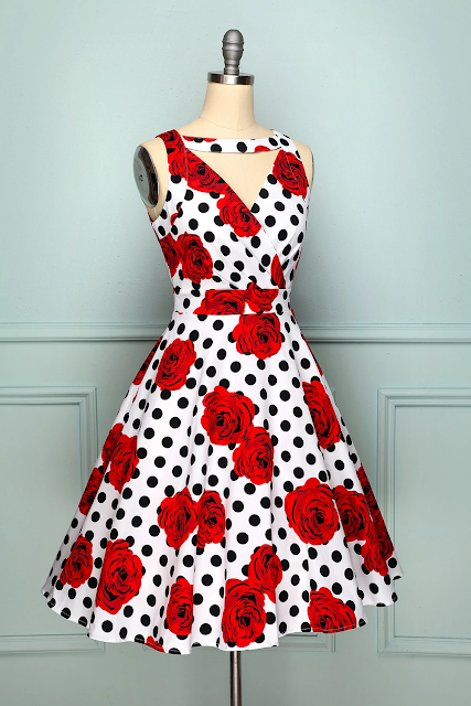 VESTIDO PIN UP