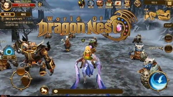 Resmi, Gemscool Tutup DragonNest Lantaran Sepi Pemain