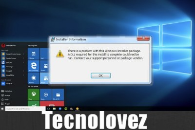 Come risolvere il problema DLL mancante Windows Installer