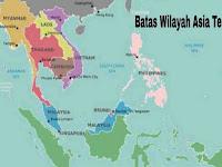 4+ Batas Wilayah Asia Tenggara