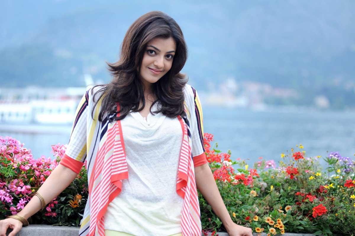 kajal latest hot images