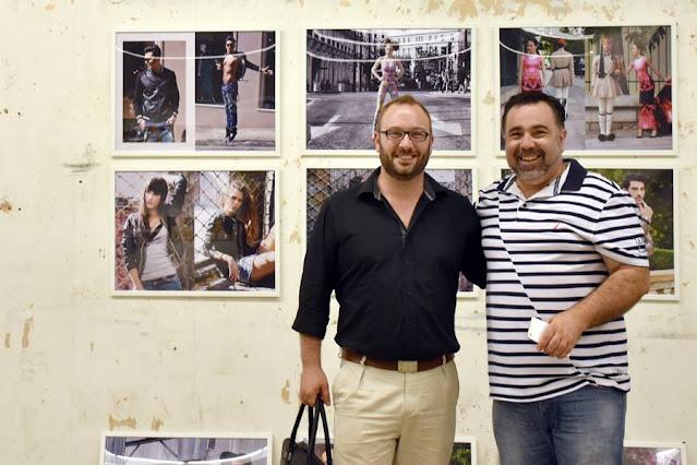 ΕΚΘΕΣΗ ΦΩΤΟΓΡΑΦΙΑΣ FASHION IN THE CITY by GEORGE DIMOPOULOS PHOTOGRAPHY