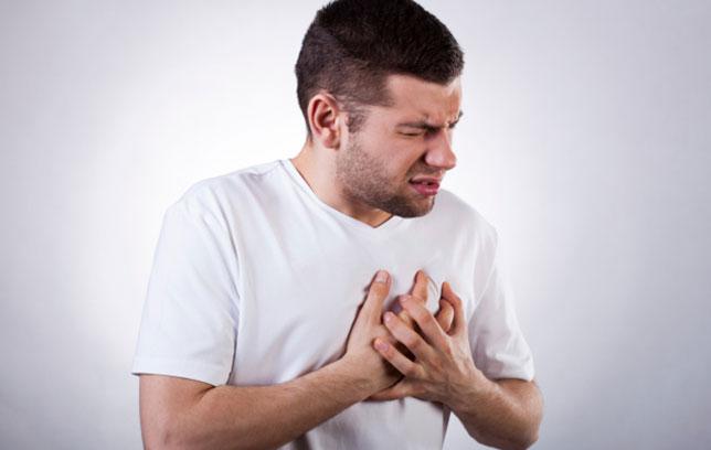 sintomi dolore al petto