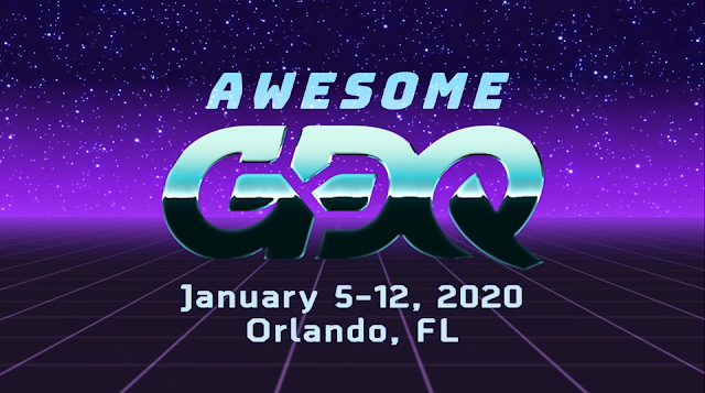 AWESOME GAMES DONE QUICK 2020 BEGINS THIS WEEKEND CELEBRATING 10 YEARS OF THE ANNUAL SPEEDRUNNING MARATHON