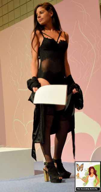 Kinky Korner featured in the Event Lounge Fashion Show at CURVEXPO CURVE NEW YORK