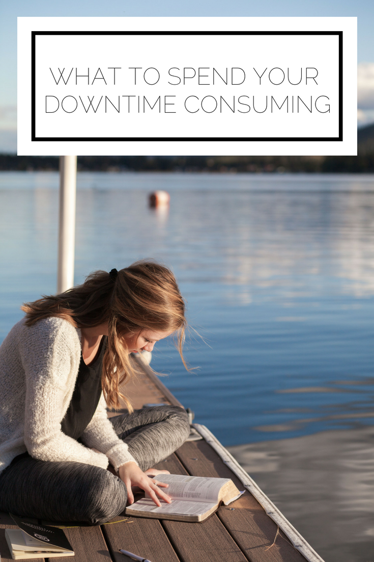 Click to read now or pin to save for later! With only so much downtime, it's important to make the most of it! Here's how to make sure you're consuming the best of the best