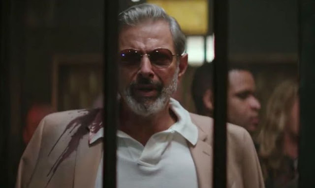 'Hotel Artemis' Review, Jeff Goldblum