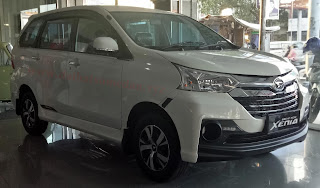Great New Xenia R Sporty Putih