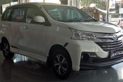 Promo Daihatsu Xenia Akhir Tahun 2018