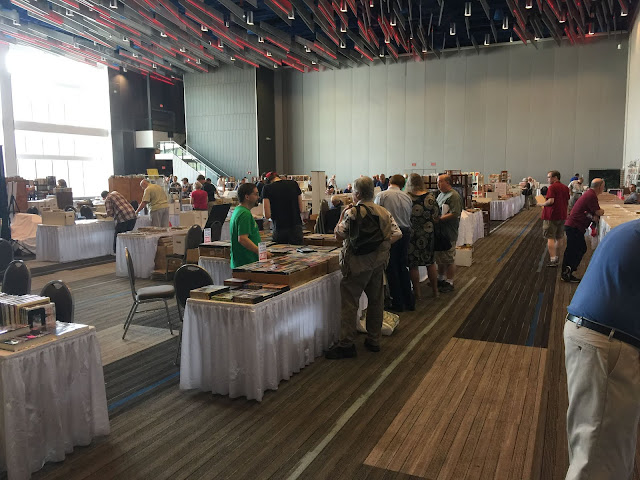Pulpfest 2016 - Vendor Room