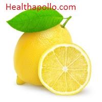Lemon useful for Kidney Stone