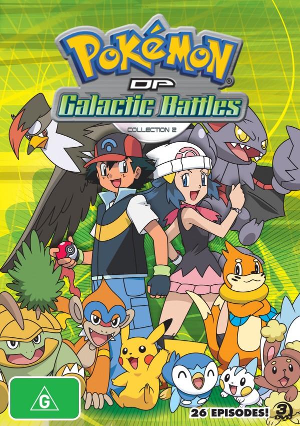Pokemon Season 12 DP Galactic Battles Images In Hindi In 720P