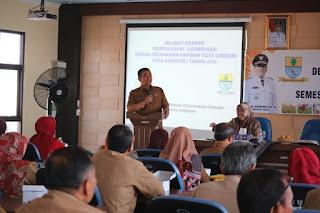 Minim Lahan Di Kota Cirebon, Ketahanan Pangan Tetap Di Jaga