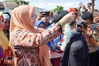 Tiba di Bima, Qori Internasional Syamsuri Firdaus Disambut Meriah
