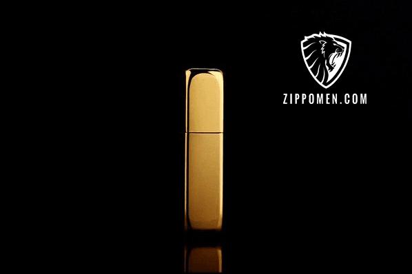 Zippo Vàng Nhám - MS 1941B | Zippo | Zippo Usa | Zippo Cổ