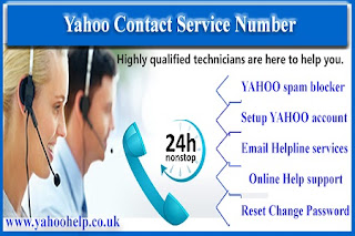 Yahoo Customer Care UK