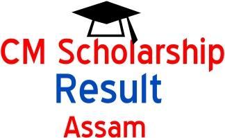 Chief Minister's Special Scholarship Scheme Examination Result 2020
