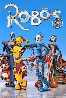 Baixar Robôs Torrent Dublado - BluRay 720p/1080p
