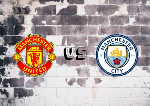 Manchester United vs Manchester City  Resumen y Partido Completo