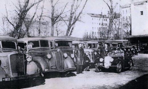 Номерные таблички автомобилей в Латвийской советской республике