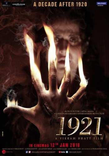 1921 (2018) Hindi Movie 720p DVDRip 1GB watch Online Download Full Movie 9xmovies word4ufree moviescounter bolly4u 300mb movie