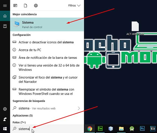 acceder al sistema de windows