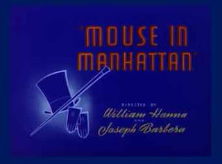 New Funny Tom and Jerry  Cartoon download Mouse in Manhattan