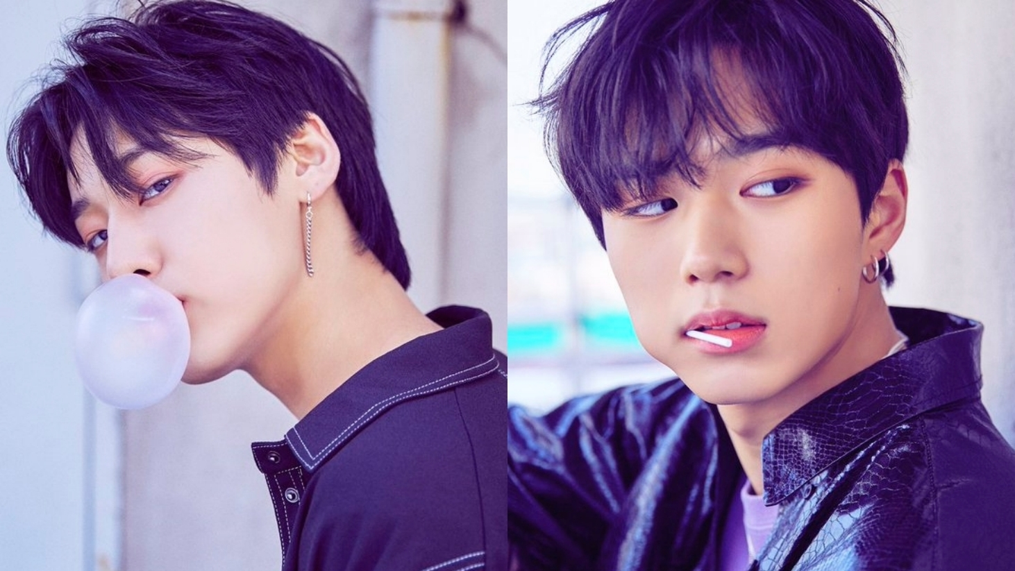 1THE9's Yoo Yongha and Kim Junseo will Debut as WEi Members