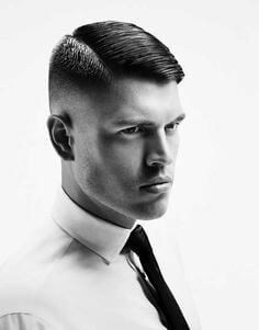 Hairstyle Haircut Fashion Trends Classic Hairstyles For Men The - Businessman haircut