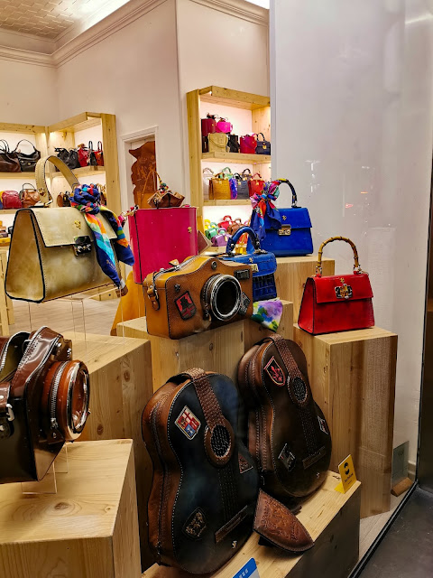 unique bags for sale, cute bags, guitar bag, camera bag, bag made in italy