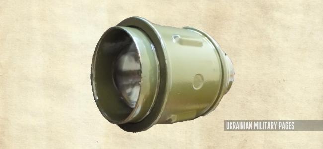 Потужний інфрачервоний освітлювач танковий ІК-Т-3