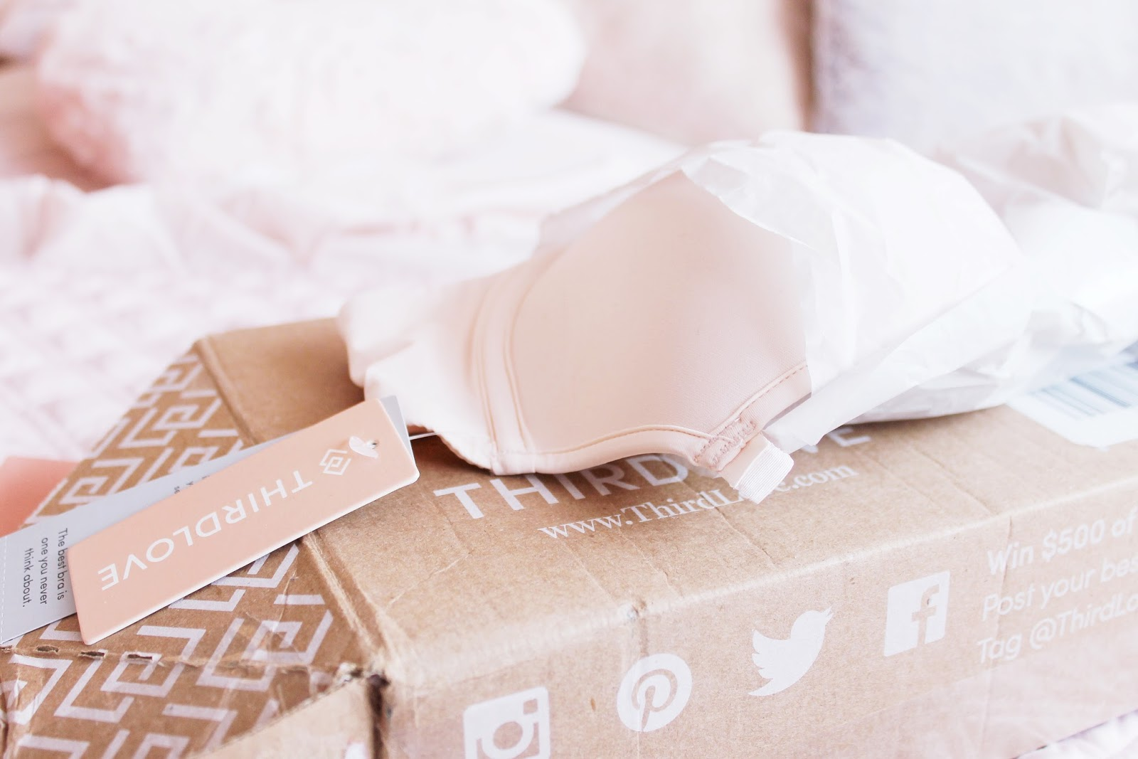 Third Love bra blog review #FindYourNaked