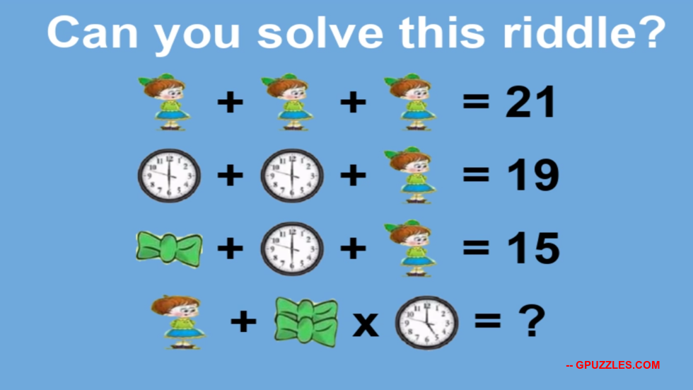 Maths Puzzles And Riddles Genius Puzzles