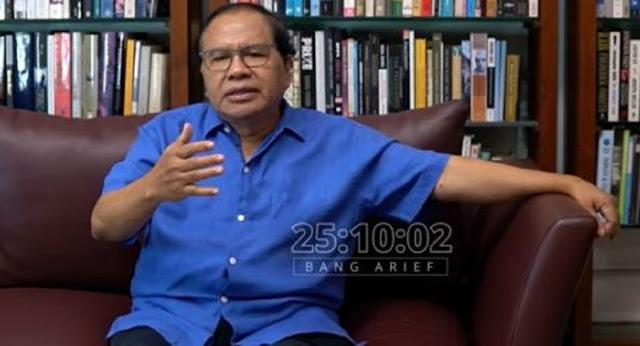 Rizal Ramli Diangkat Menteri oleh Jokowi, Jusuf Kalla: Hanya karena Kasihan