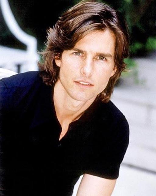 Tom Cruise Shaggy Haircut