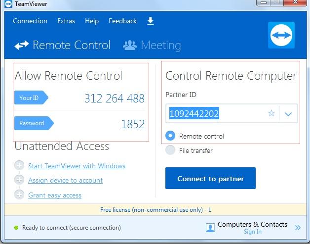 TeamViewer – Tải TeamViewer 12, điều khiển và truy cập PC dễ dàng a