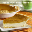 Recipes found on Facebook - Holidays
