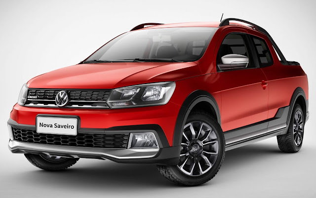 VW Saveiro Cross 2020 Cabine Dupla