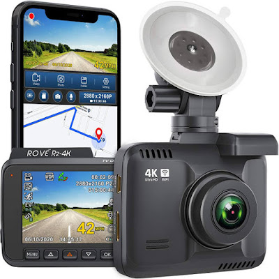 Rove R2- 4K Dash Cam Support, Manual and Firmware Update