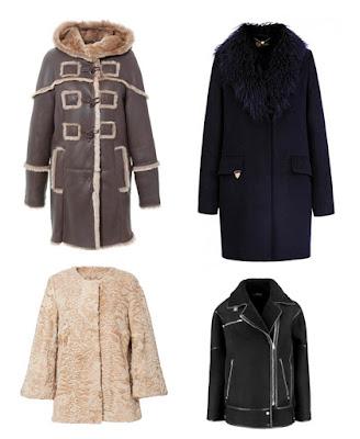 Пальто для маленьких женщин