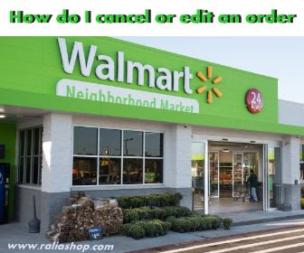 Proses Cepat Membatalkan Pesanan Walmart Yang Sudah Dikirim