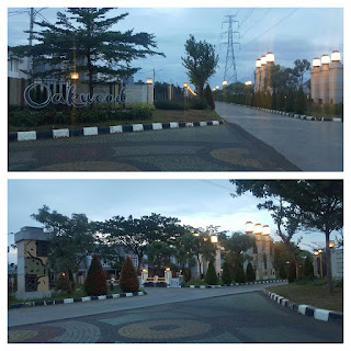 Perumahan Bukit Cimanggu City