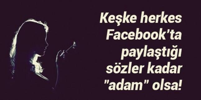 Facebook Mesajları,Facebook Sözleri