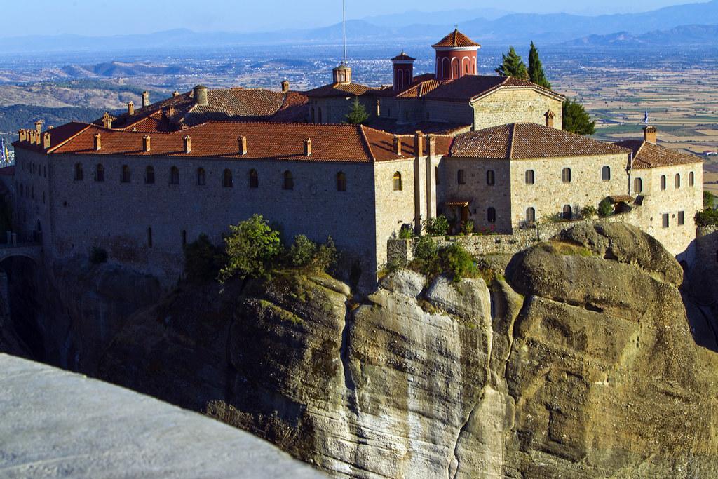 Монастырь Святого Стефана в Греции, Метеоры монастыри
