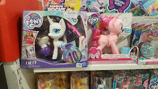 My Little Pony Reveal the Magic Brushables