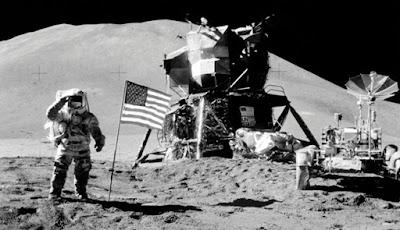Data Rekaman Yang Hilang, Bongkar Misteri Bulan 40 Tahun