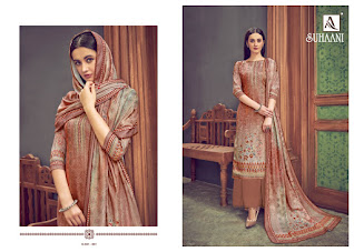 alok Suits Suhaani Pashmina Suits Collection