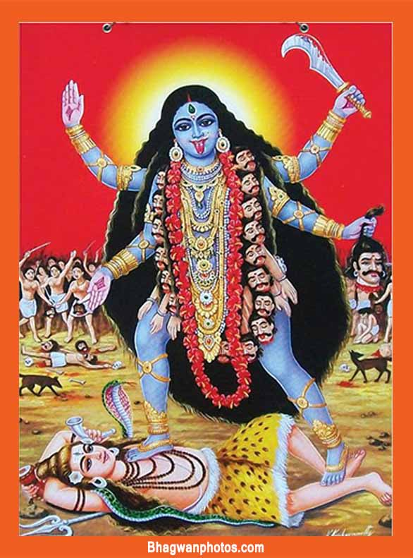 20+ [Best] Maa Kali Photo And Maa Kali Images With Mahakali Wallpaper