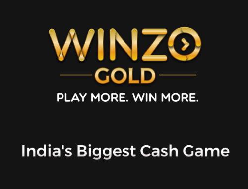 Downlaod Winzo Gold Mod Apk [No Ban, Free Patym Cash]
